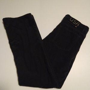 John Varvatos ☆ USA Corduroy Pants Sz 34/30